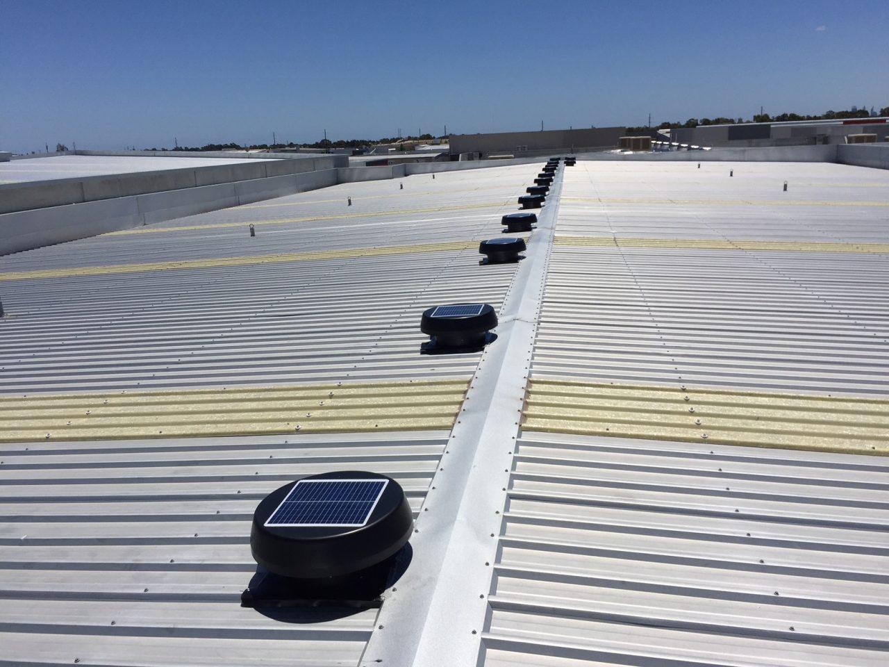 Industrial Solar Vents Eco Solar Vents Solar Vent Solar
